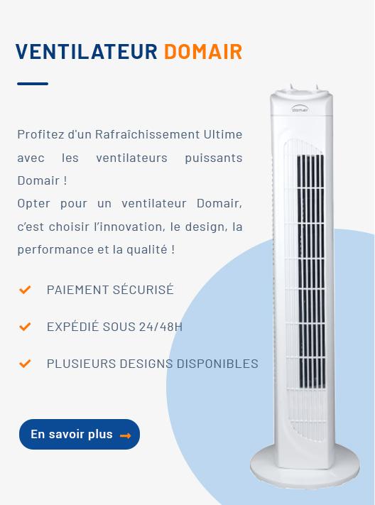 Ventilateur domair